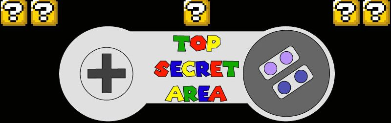 Top Secret Area